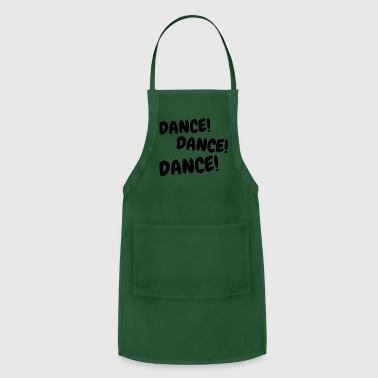 Dance dance dance dance - Adjustable Apron