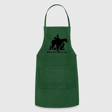 Official Logo - Adjustable Apron