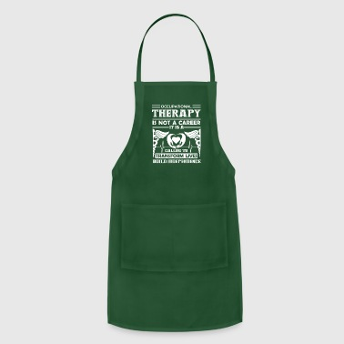 Occupational Therapy Shirt - Adjustable Apron
