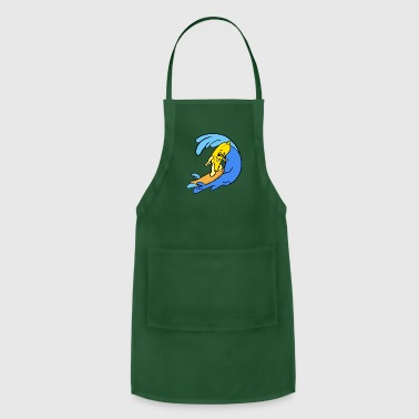 Sporty Banana - Adjustable Apron