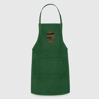 80th birthday designs - Adjustable Apron