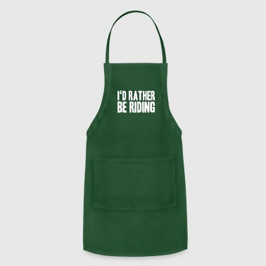 Stallion stallion - Adjustable Apron