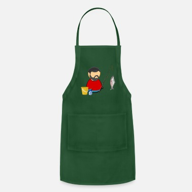 Fisherman Fisherman - Adjustable Apron