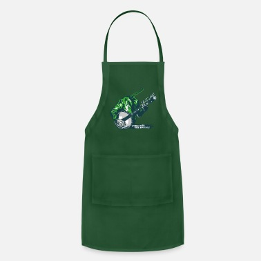 Irish Bar Where irish free birds fly music bar - Apron