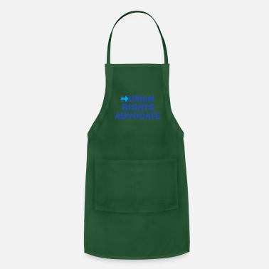 Human Values Human-Rights-Advocate - Apron
