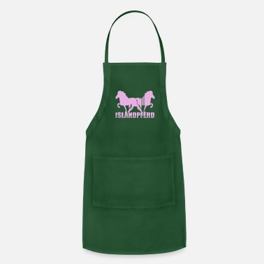 Horse Riding Icelandic Horse: Pony Merch - Adjustable Apron