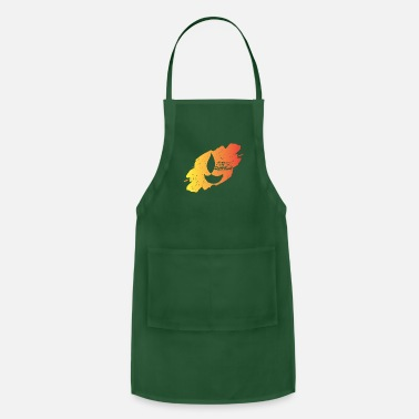 Tempest Wishing you a Prosperous Diwali - Adjustable Apron
