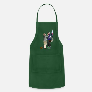 City Break Mutter des Punks - Apron