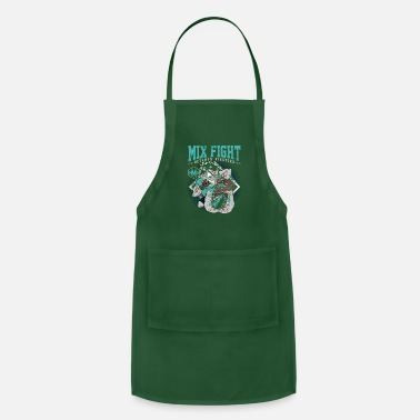 Mma MMA - Adjustable Apron