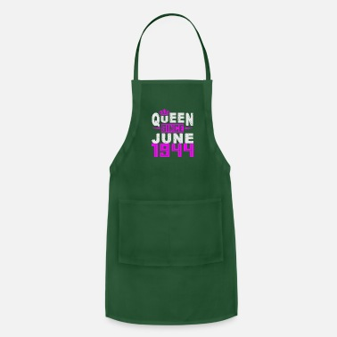Since Queen Since June 1944 - Apron