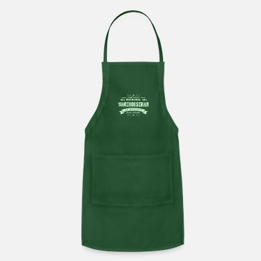 Hero Warehouseman Passion T-Shirt - Apron