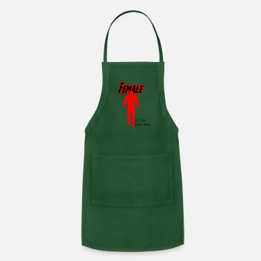 Female Hero female hero - Apron