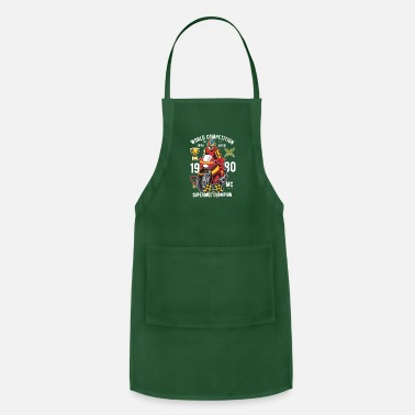 Super Bike Super Bike World Competition - Apron