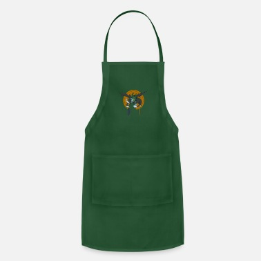 Mistress THE DRAGON MISTRESS - Adjustable Apron