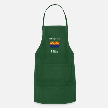 Cactus Arizona I like - Adjustable Apron