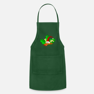 Red Nose Rudolph, the red-nosed reindeer - Adjustable Apron