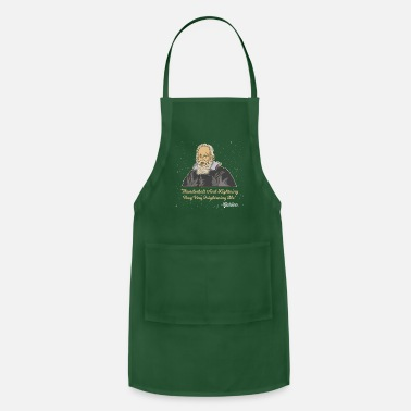 Thunderbolt And Lightning Galileo Gift - Apron
