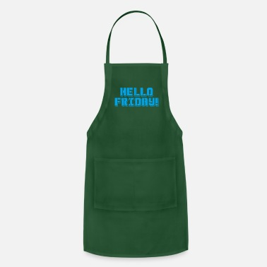 Hello HELLO FRIDAY - Apron