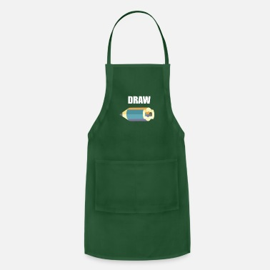 Drawing DRAW - Adjustable Apron