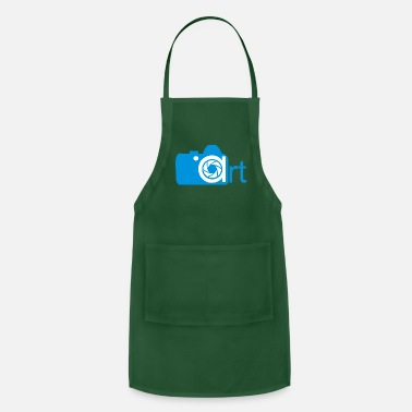 Photo Montage Art Photo - Apron