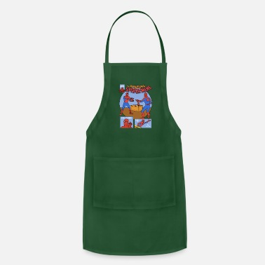 Amusing The Amusing Spidermeme - Apron