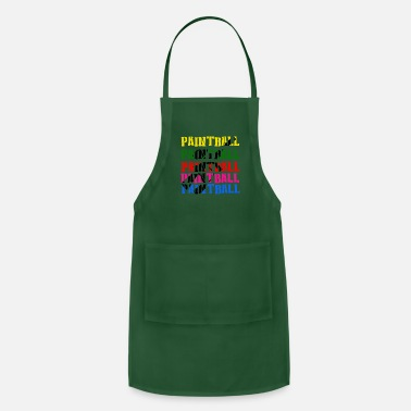 Paintball Paintball - Sport Hobby Outdoor Pain - Apron