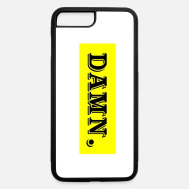 damn - iPhone 7 Plus/8 Plus Rubber Case