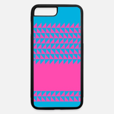 Dynamic Pink Blocks - iPhone 7 & 8 Plus Case