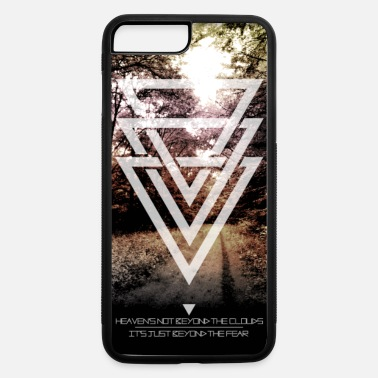 Forest mystic forest triangles - iPhone 7 & 8 Plus Case
