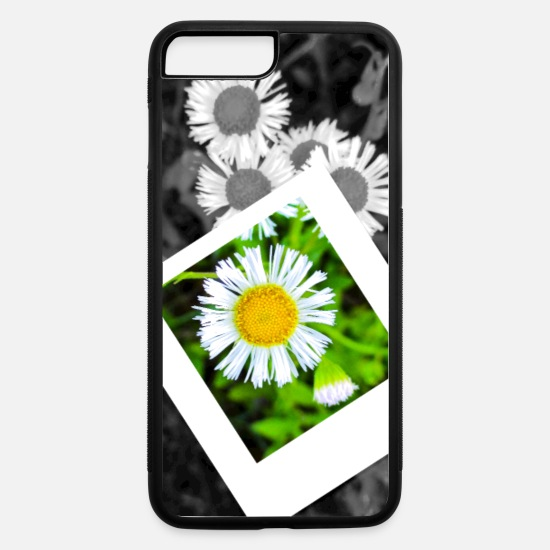 Flowers iPhone Cases - Stand out! - iPhone 7 & 8 Plus Case white/black
