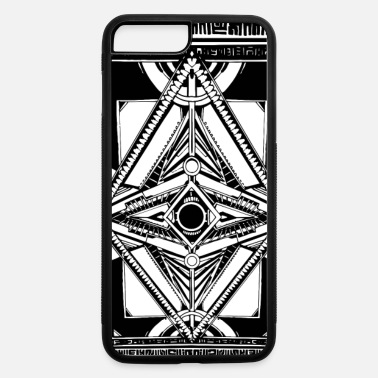 abstract art - iPhone 7 Plus/8 Plus Rubber Case