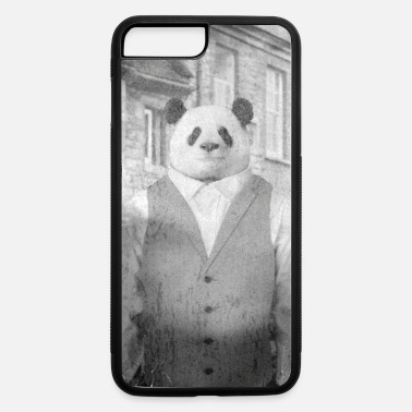 Photo Design Panda Daguerre - iPhone 7 & 8 Plus Case