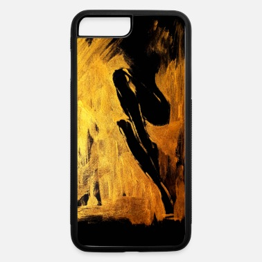 Gold Gold - iPhone 7 Plus/8 Plus Rubber Case