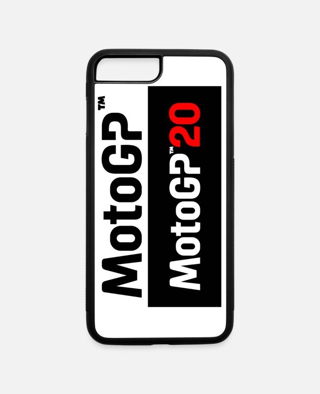 Events Have Been iPhone Cases - MotoGP 2020 - iPhone 7 & 8 Plus Case white/black