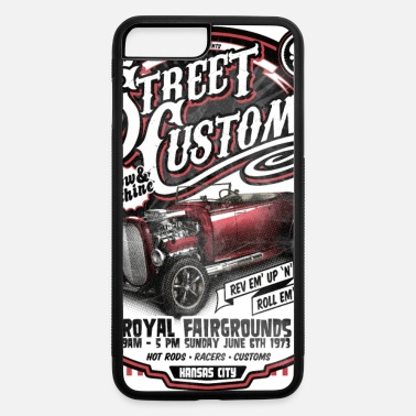 Nordrhein street Shirt Designs - iPhone 7 & 8 Plus Case