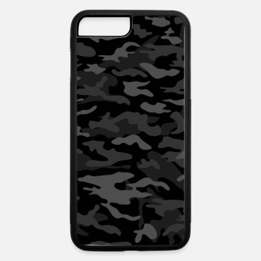 New Age NEW AGE BLACK CAMOUFLAGE - iPhone 7 & 8 Plus Case