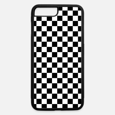 Back To School Black Checkerboard - iPhone 7 & 8 Plus Case