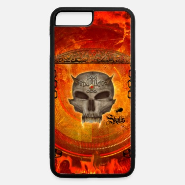 Awesome skull with celtic know - iPhone 7 & 8 Plus Case
