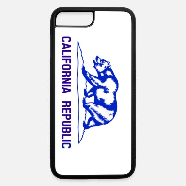 Cute california - iPhone 7 & 8 Plus Case