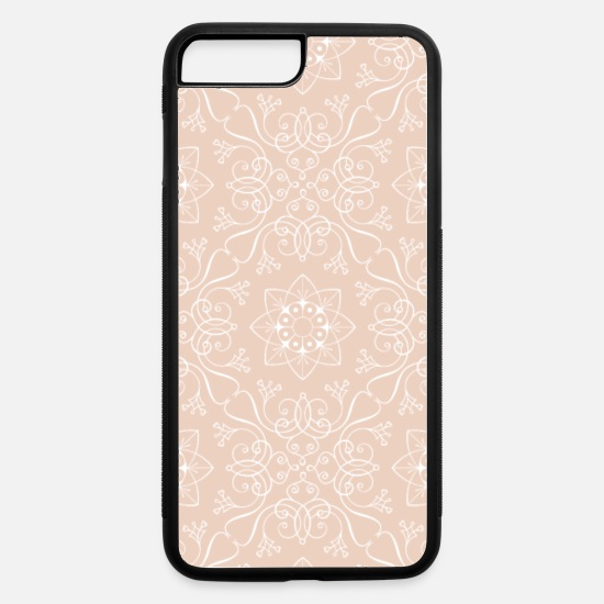 Women's Day iPhone Cases - Pattern - iPhone 7 & 8 Plus Case white/black