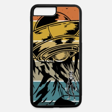 Retro I Want To Believe Retro Vintage Design - iPhone 7 & 8 Plus Case