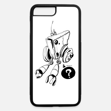 INKTOBER 2017 02 - iPhone 7 Plus/8 Plus Rubber Case