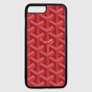Red iPhone Case - iPhone 7 Plus/8 Plus Rubber Case