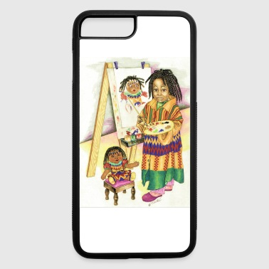 Artist The Artist - iPhone 7 Plus/8 Plus Rubber Case