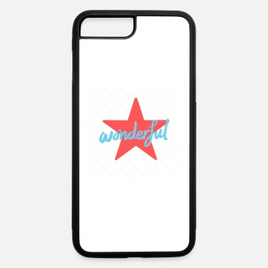 Wonder Wonderful - iPhone 7 & 8 Plus Case
