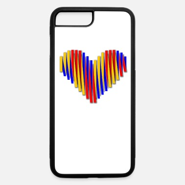 Venezuela Franela Corazon Venezolano - iPhone 7 & 8 Plus Case
