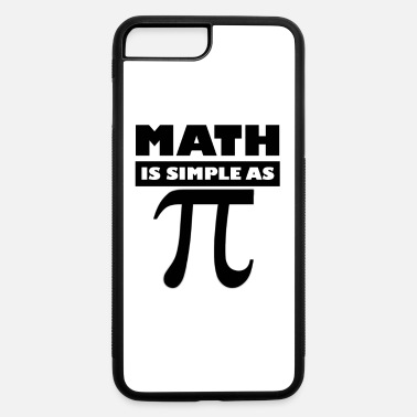 Operations Director Funny Math Is Simple As Pi Funny Math Pun Gift For Pi D - iPhone 7 & 8 Plus Case