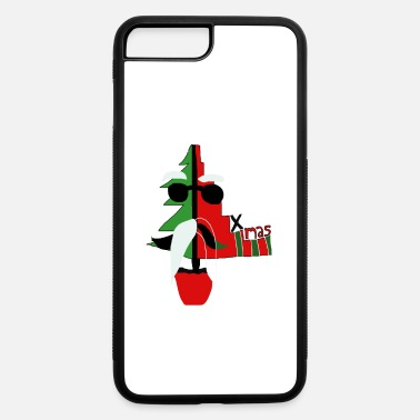 Xmas Tree Xmas tree - iPhone 7 & 8 Plus Case
