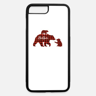 Cub brother bear 2 cubs - iPhone 7 & 8 Plus Case