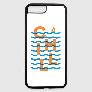 Summer Chill - iPhone 7 Plus/8 Plus Rubber Case